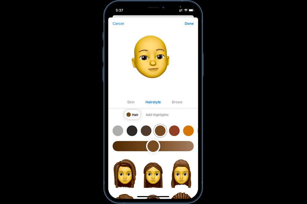 5 tính năng mới nóng của ứng dụng Messages trên iOS 15-4
