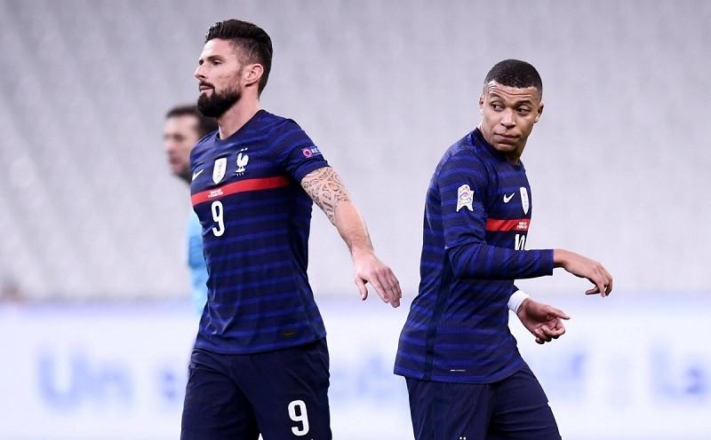 Mbappe lên tiếng về mâu thuẫn với Giroud ở tuyển Pháp-1