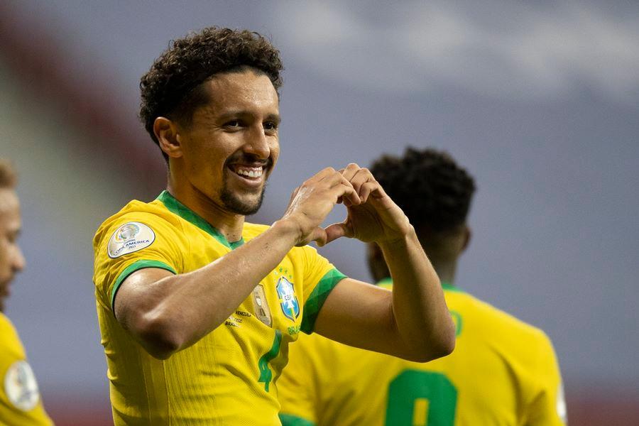 Neymar chói sáng, Brazil thắng to trận ra quân Copa America-4