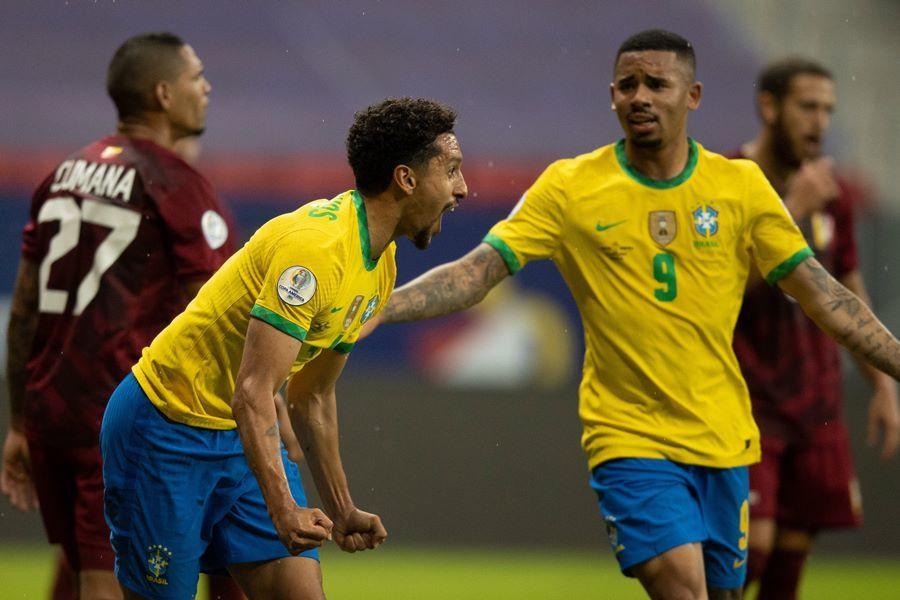 Neymar chói sáng, Brazil thắng to trận ra quân Copa America-3