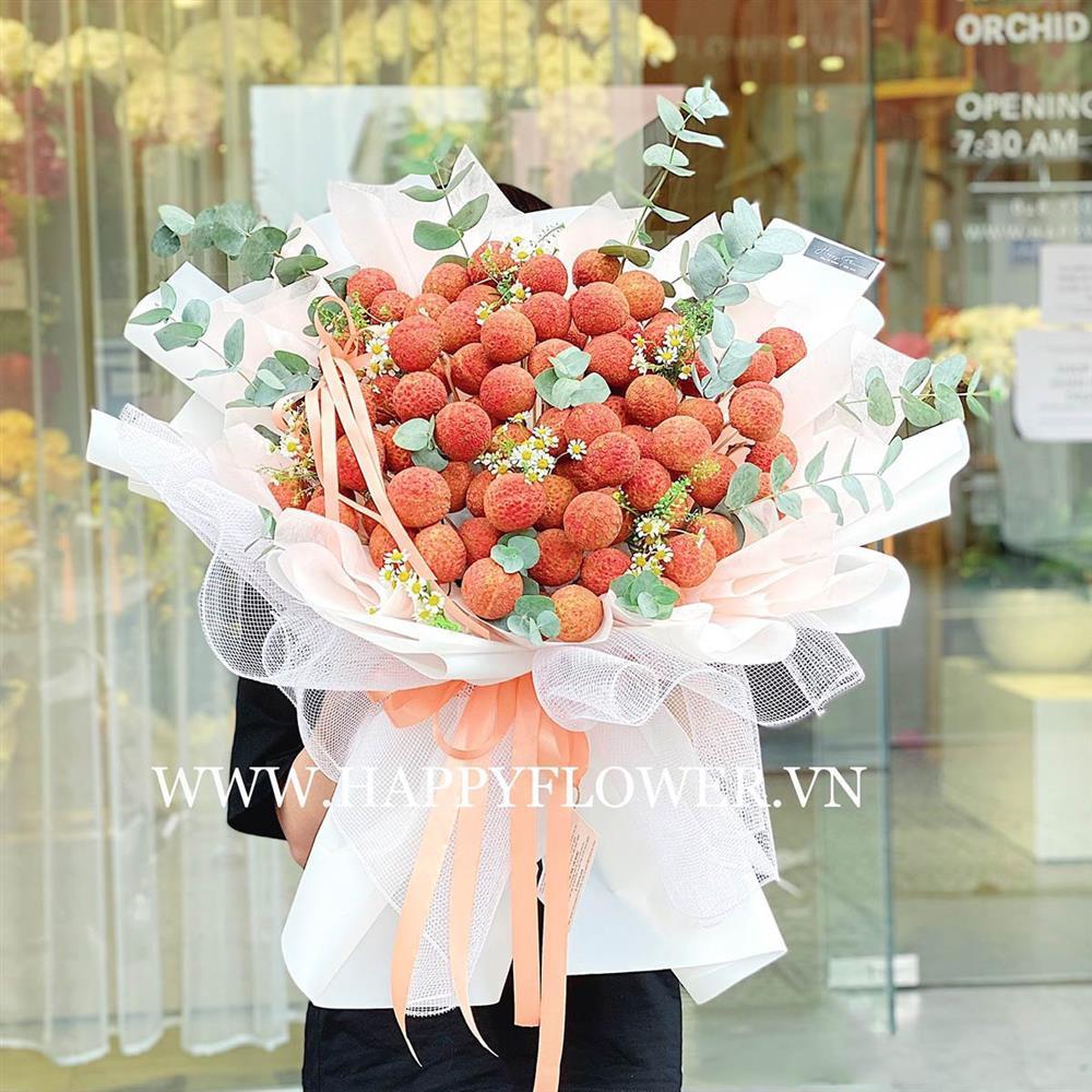Hoa ăn được Happy Flower: Khi hạnh phúc kết trái ngọt-4