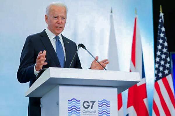 Ông Biden tuyên bố Nga có thể yếu hơn vẻ ngoài-1