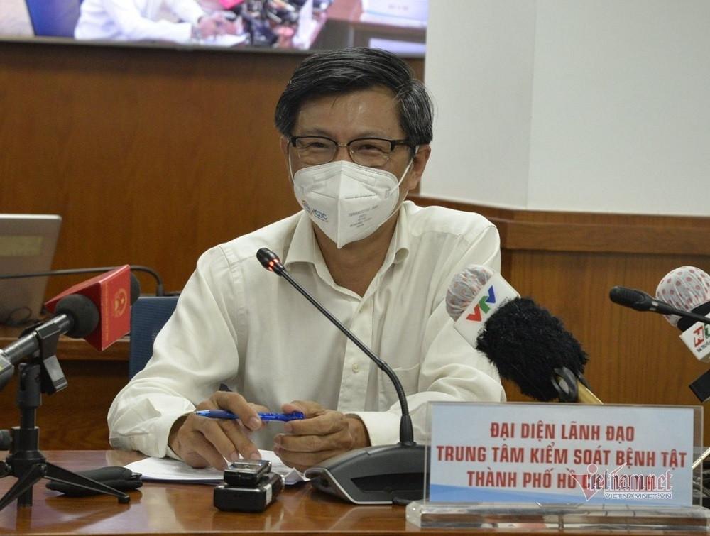 Giám đốc CDC TP.HCM: Mầm bệnh đã âm thầm len lỏi trong cộng đồng-2