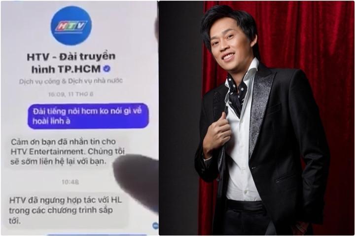 HTV nói gì về thông tin cấm sóng Hoài Linh?-1