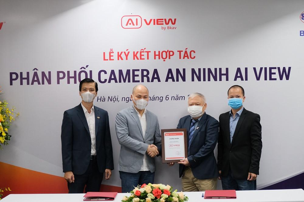 Camera an ninh AI View sẽ được Biển Bạc phân phối tại Việt Nam-1