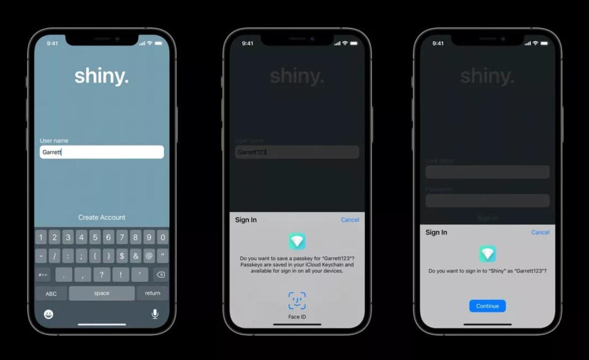 """Hệ điều hành iOS sẽ sớm khai tử"""" mật khẩu và nâng cấp tài khoản của chúng ta khó bị hack hơn-1"""