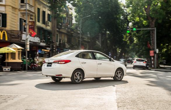 Nhân đôi ưu đãi, nhân đôi lợi ích khi mua Toyota Vios trong tháng 6-4