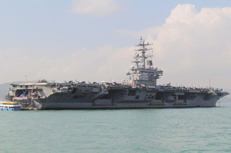 Mỹ điều nhóm tác chiến tàu sân bay đến Biển Đông-1