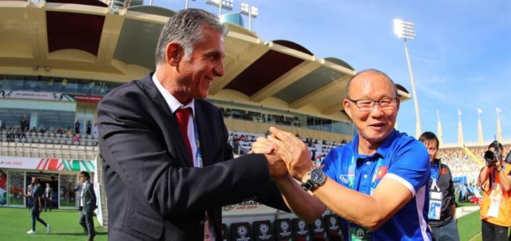 HLV Park Hang Seo chẳng ngại kinh nghiệm World Cup lẫy lừng của Bert van Marwijk-2
