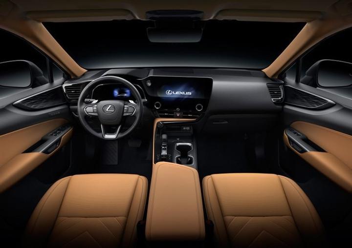 Những điểm nổi bật trên Lexus NX hoàn toàn mới-3
