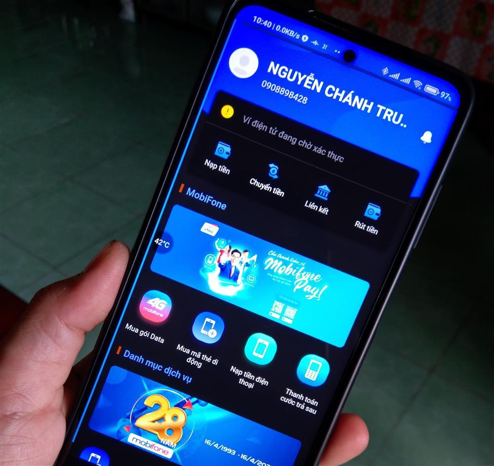 MobiFone Pay gia nhập sân chơi ví điện tử-1
