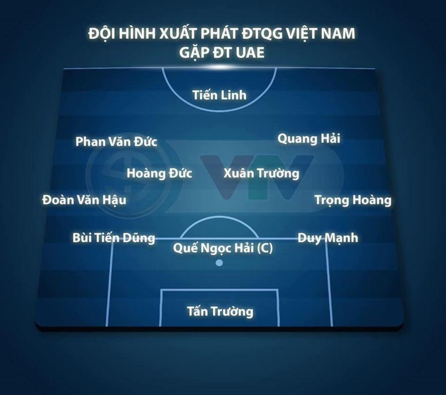 Việt Nam 2 - 3 UAE: Việt Nam chính thức giành vé đi tiếp vòng loại thứ ba-3