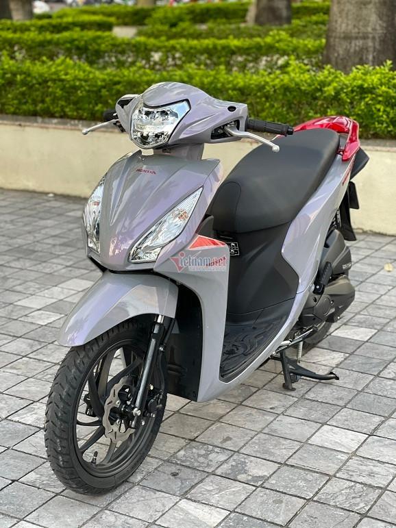 Honda Vision biển ngũ quý 9 giá hơn 400 triệu đồng tại Hà Nội-3