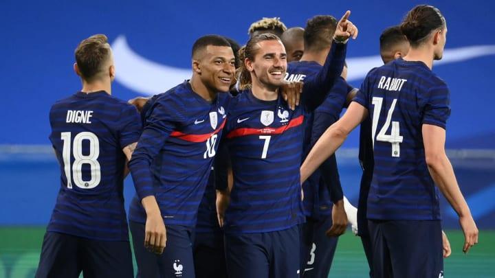 Pháp chú ý: Đức chưa bao giờ thua trận ra quân tại Euro-2