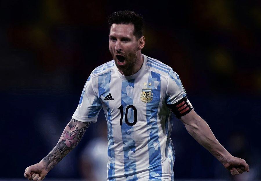 Messi vẽ siêu phẩm, Argentina vẫn tuột chiến thắng ra quân Copa-5