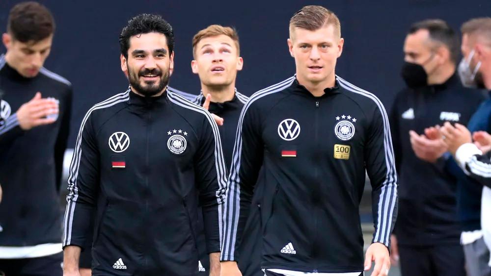 Pháp chú ý: Đức chưa bao giờ thua trận ra quân tại Euro-1