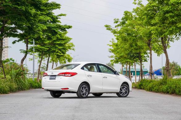 Nhân đôi ưu đãi, nhân đôi lợi ích khi mua Toyota Vios trong tháng 6-2