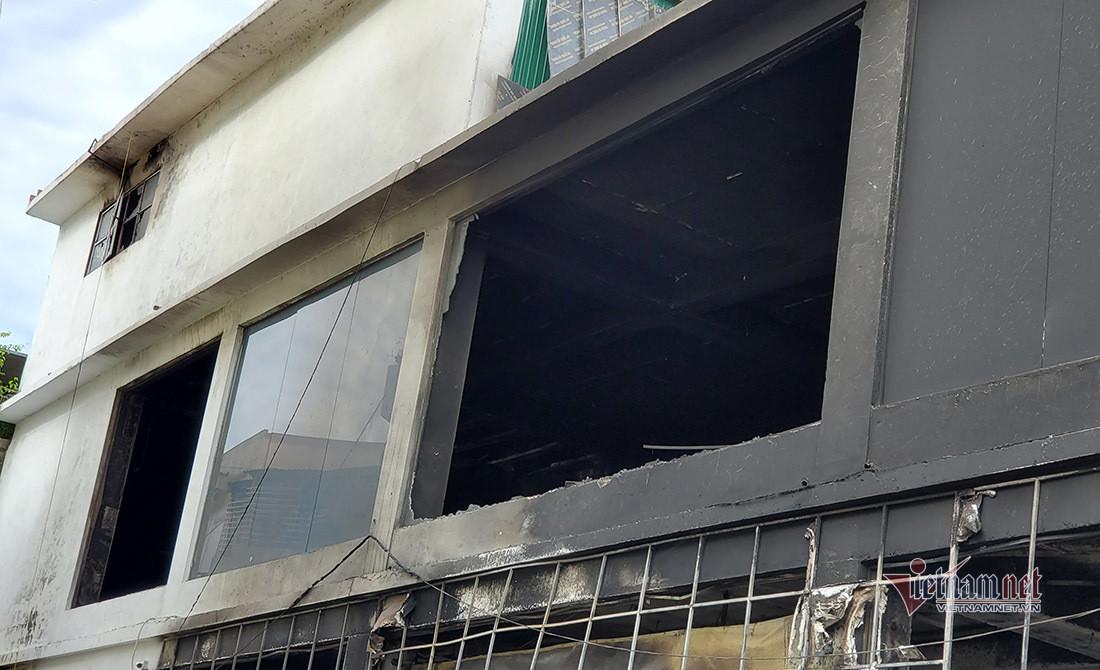 Cả gia đình chủ phòng trà ở Nghệ An tử vong trong vụ cháy-1