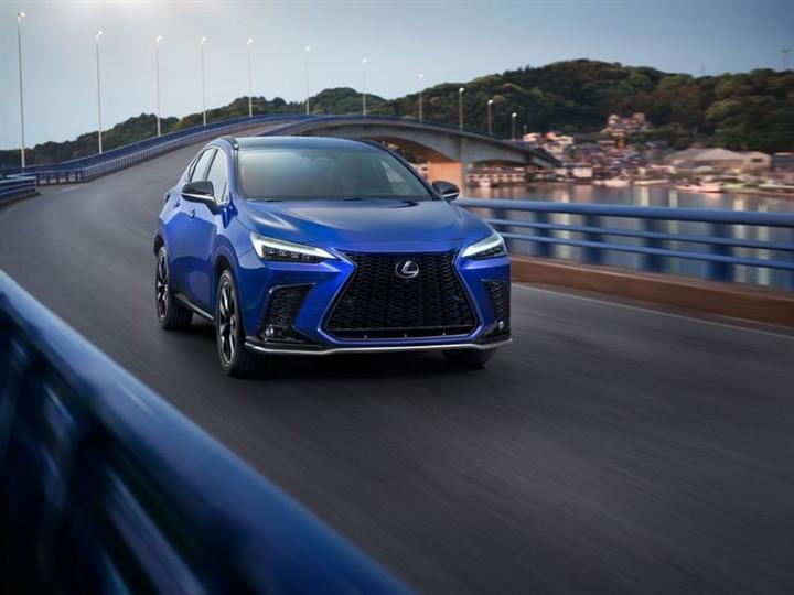 Những điểm nổi bật trên Lexus NX hoàn toàn mới-1