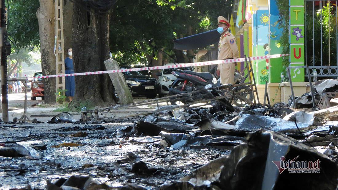 Nguyên nhân vụ cháy lớn khiến 6 người thiệt mạng ở Nghệ An-17