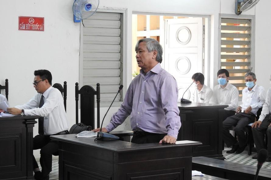 Bị tòa sơ thẩm phạt 3 năm tù, cựu Giám đốc Sở Y tế tỉnh Long An kêu oan-1