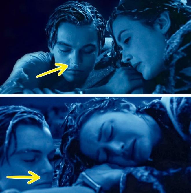Khán giả bóc 7 lỗi sai của  siêu phẩm điện ảnh Titanic-7
