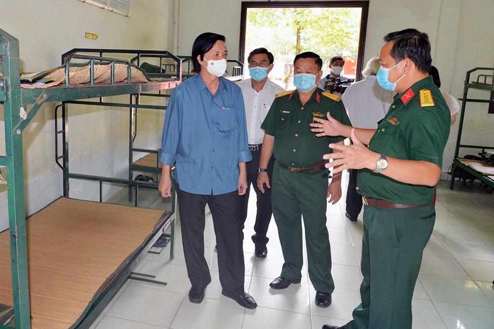 Có 27 ca Covid-19, Tiền Giang thành lập thêm bệnh viện dã chiến-1