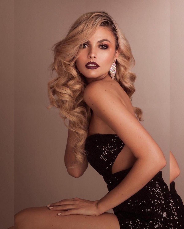Vẻ đẹp kiêu sa, nóng bỏng của Hoa hậu Siêu quốc gia Venezuela-3