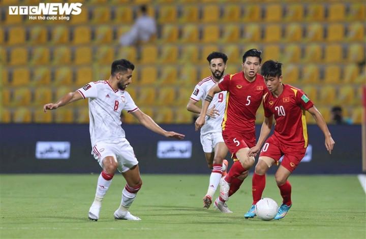 Tuyển Việt Nam thua UAE do thiếu tỉnh táo, đường đến World Cup còn gập ghềnh-1
