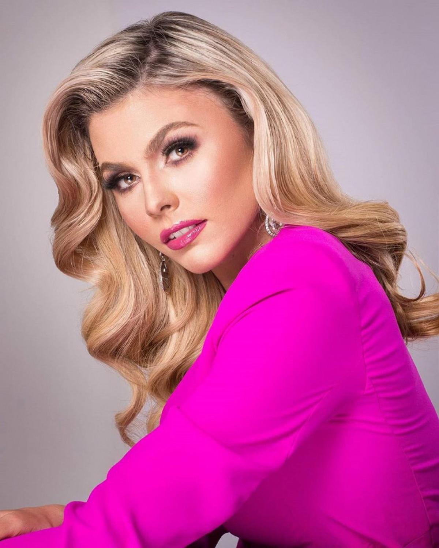 Vẻ đẹp kiêu sa, nóng bỏng của Hoa hậu Siêu quốc gia Venezuela-4