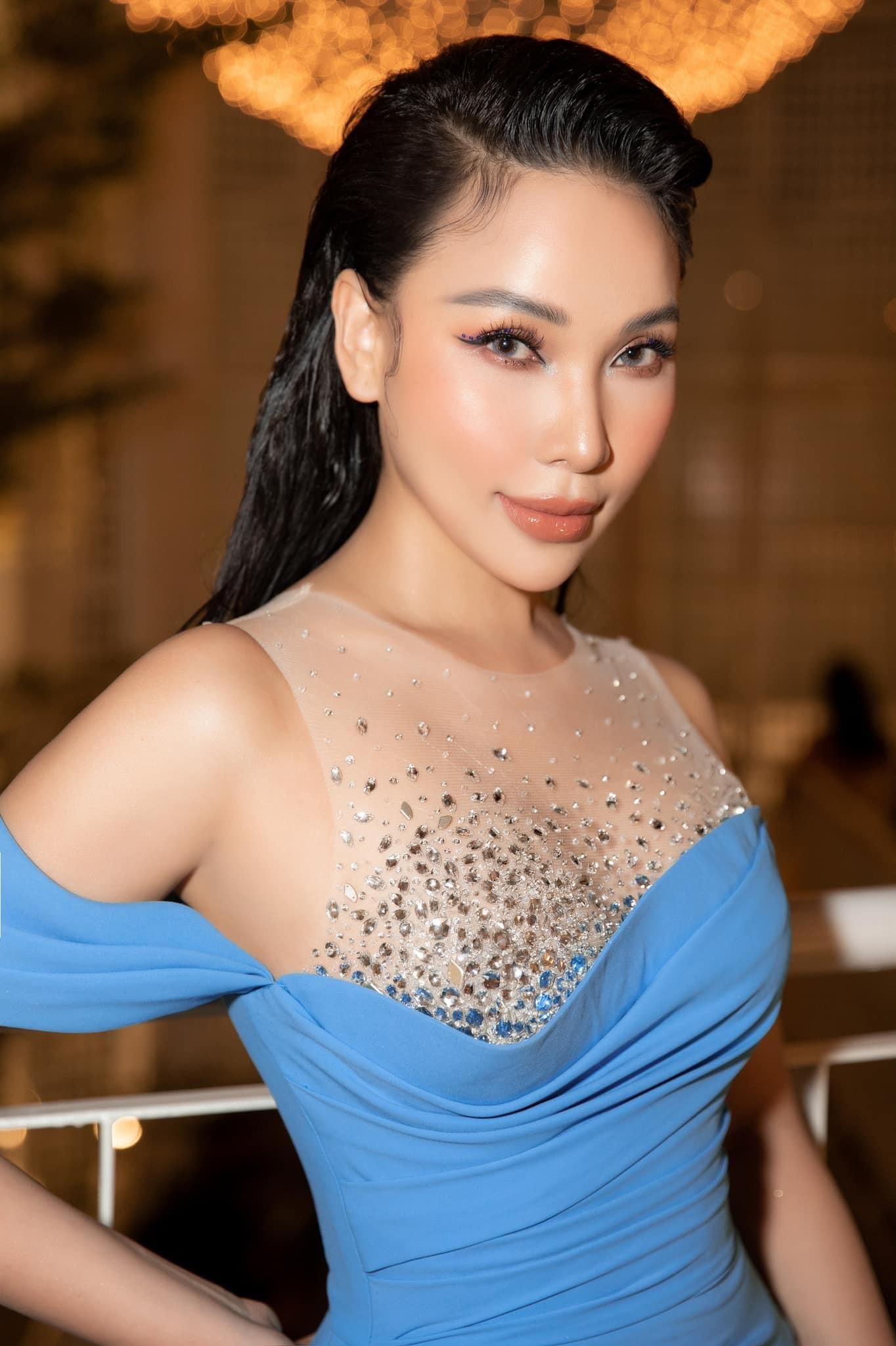 Vẻ đẹp gợi cảm của người mẫu Quỳnh Thư-9