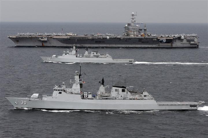 Năng lực hải quân Đông Nam Á: Tàu ngầm Kilo đưa Việt Nam vươn lên top đầu-6