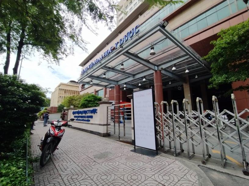 Bệnh viện Đại học Y dược TP.HCM ngưng tiếp nhận tất cả bệnh nhân-1