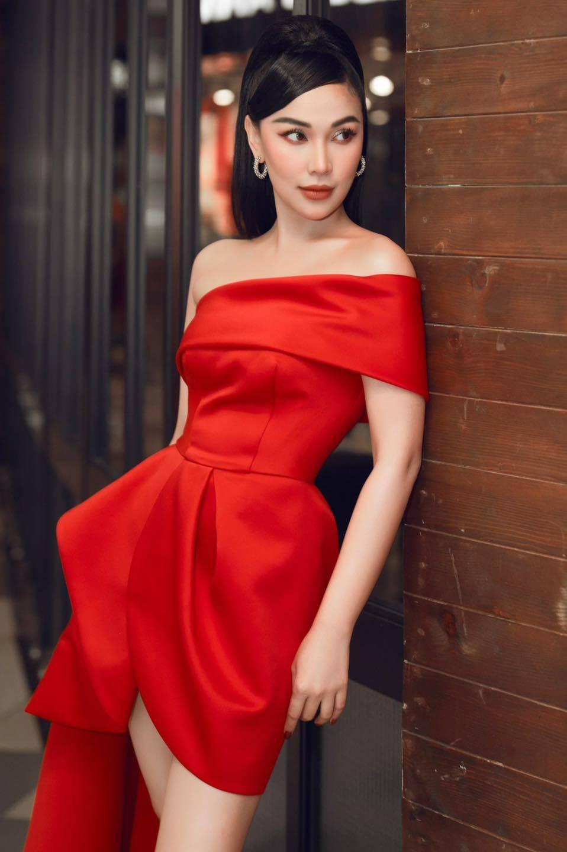 Vẻ đẹp gợi cảm của người mẫu Quỳnh Thư-3