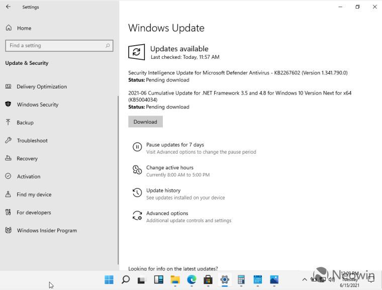 Đây là Windows 11 với giao diện hoàn toàn mới-15