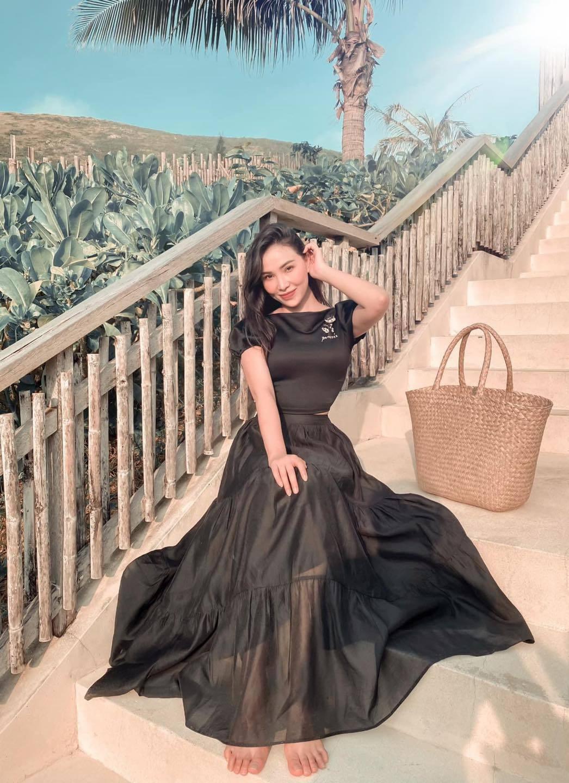 Vẻ đẹp gợi cảm của người mẫu Quỳnh Thư-14
