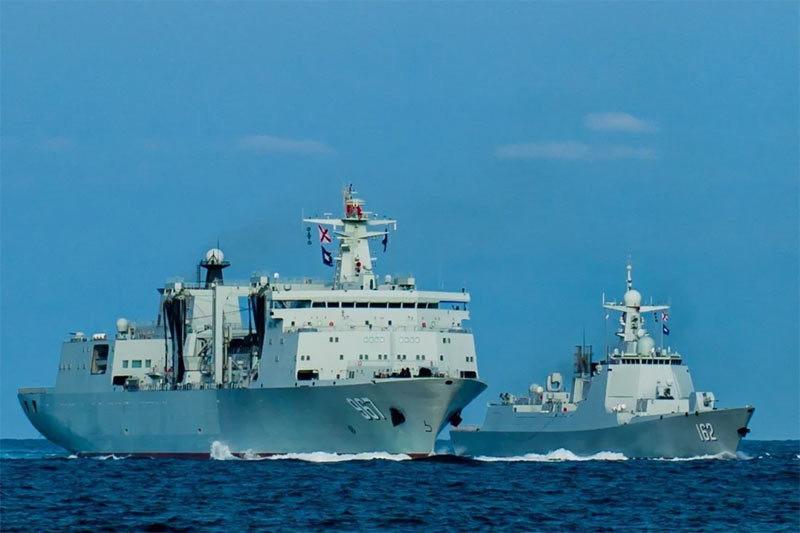Hải quân Trung Quốc điều tàu khu trục mới ra Biển Đông-1