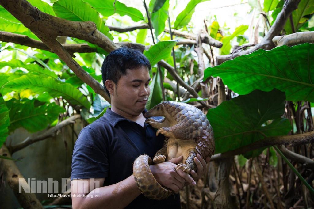 Nhà bảo tồn người Việt đoạt giải thưởng môi trường danh giá nhất thế giới-1