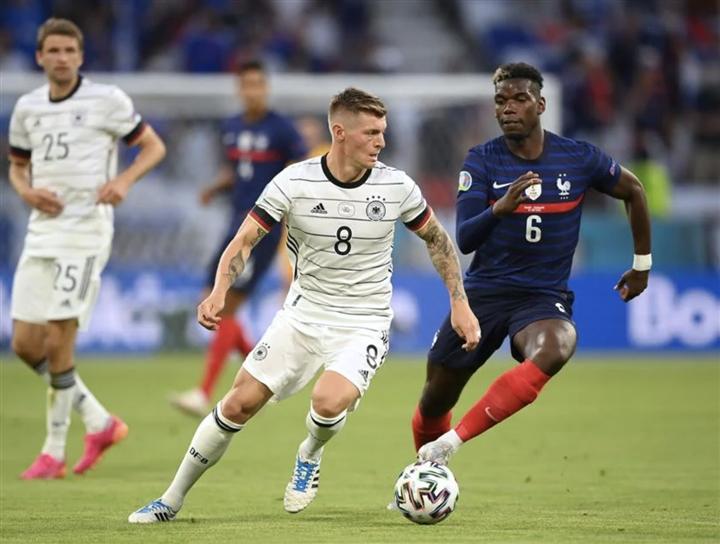 Đẳng cấp Paul Pogba nhấn chìm tuyển Đức-1