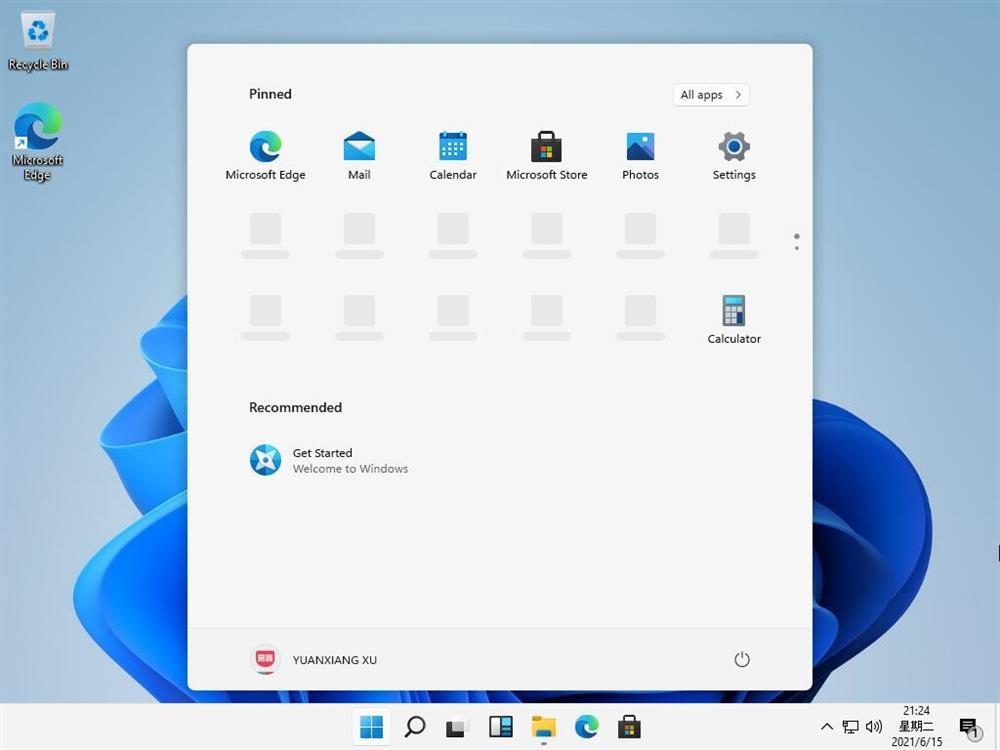Đây là Windows 11 với giao diện hoàn toàn mới-7