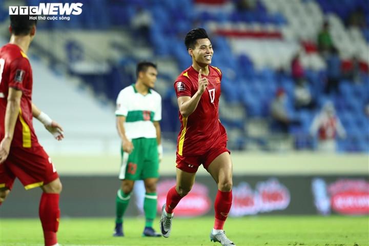 Vòng loại World Cup 2022: Tuyển Việt Nam cạnh tranh Nhật Bản, Trung Quốc-1