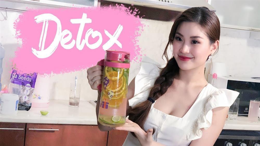 1 ly detox dưa leo mỗi ngày như HHen Niê là da dẻ trẻ ra 10 tuổi!-5