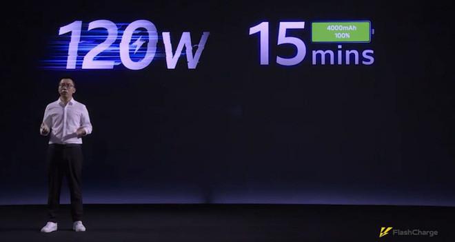 Không phải Xiaomi hay Vivo, đây mới là smartphone có sạc nhanh nhất thế giới - Ảnh 1.