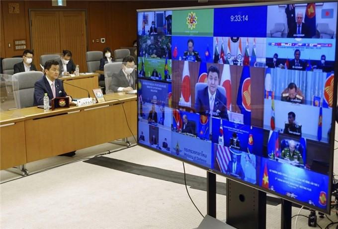 Nhật Bản mong muốn giải quyết tình hình Biển Đông, biển Hoa Đông bằng biện pháp hòa bình