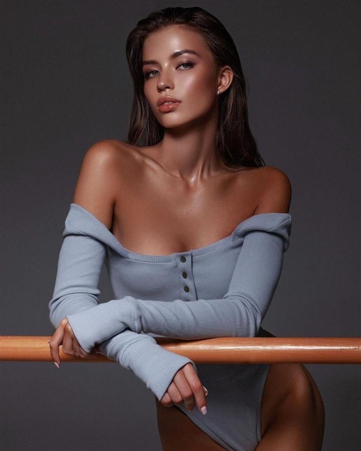 Ảnh: Nhan sắc tân Hoa hậu Trái đất Nga-3