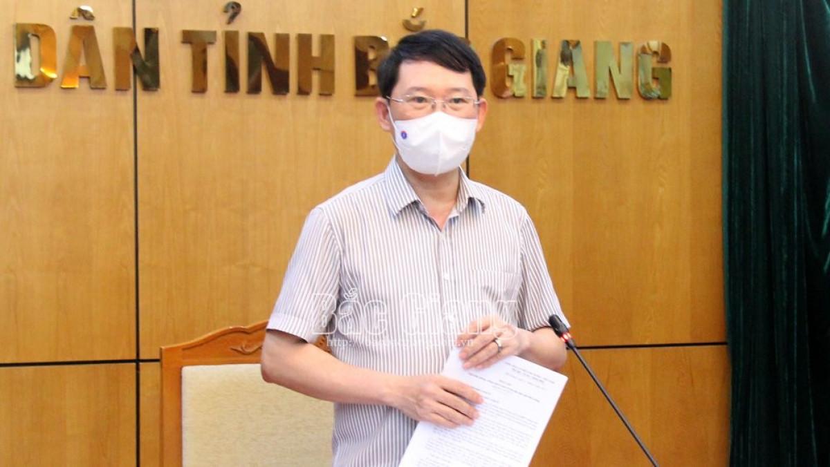 Bắc Giang phát hiện ổ dịch mới ở khu vực miền núi của huyện Lục Ngạn-1