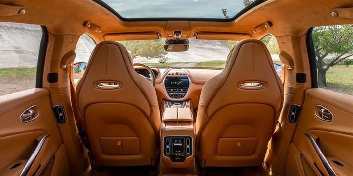 SUV quý tộc Aston Martin DBX 2021 có gì đặc biệt?-2
