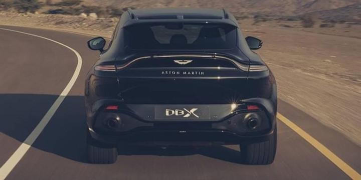 SUV quý tộc Aston Martin DBX 2021 có gì đặc biệt?-4