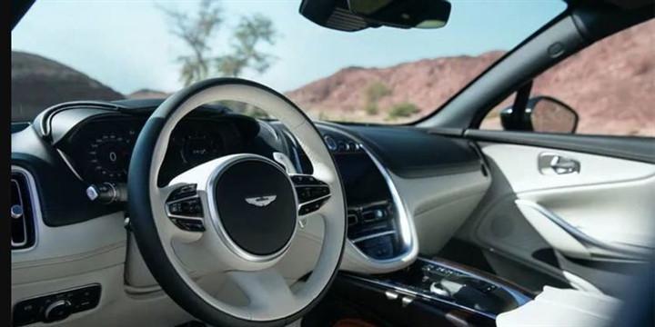 SUV quý tộc Aston Martin DBX 2021 có gì đặc biệt?-1