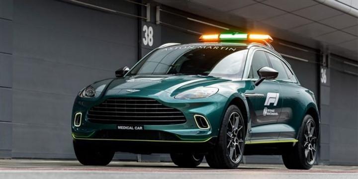 SUV quý tộc Aston Martin DBX 2021 có gì đặc biệt?-6